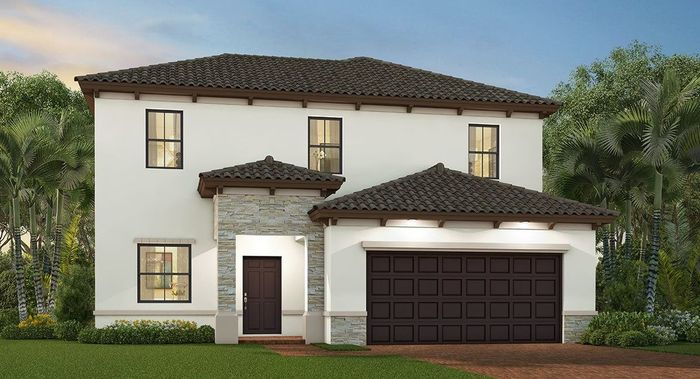 Ready To Build Home In Siena Estates Community