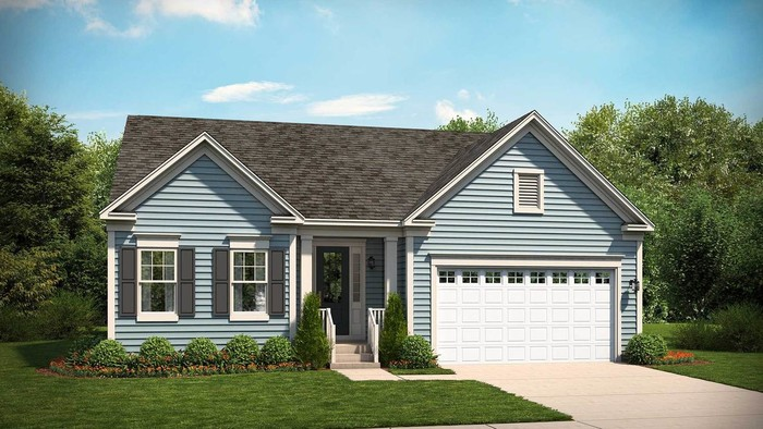 Ready To Build Home In Spring Creek Community