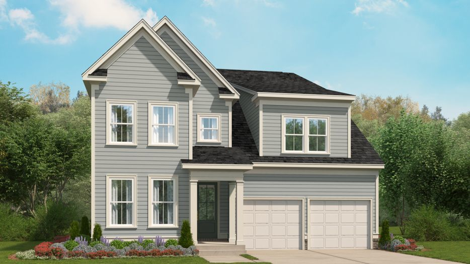 Ready To Build Home In Edgewater Community