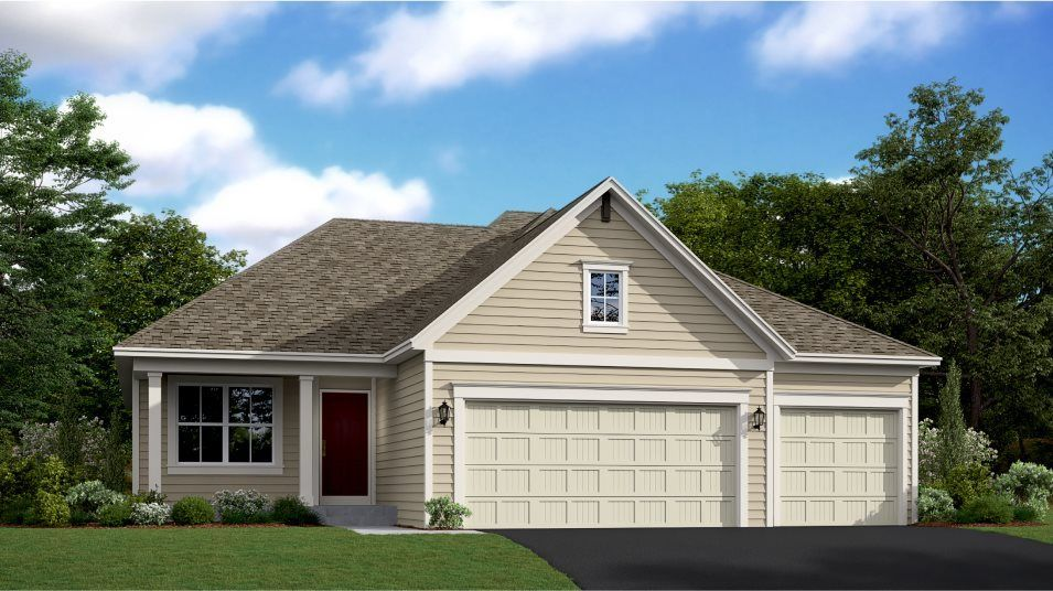 Ready To Build Home In Greystone III Community