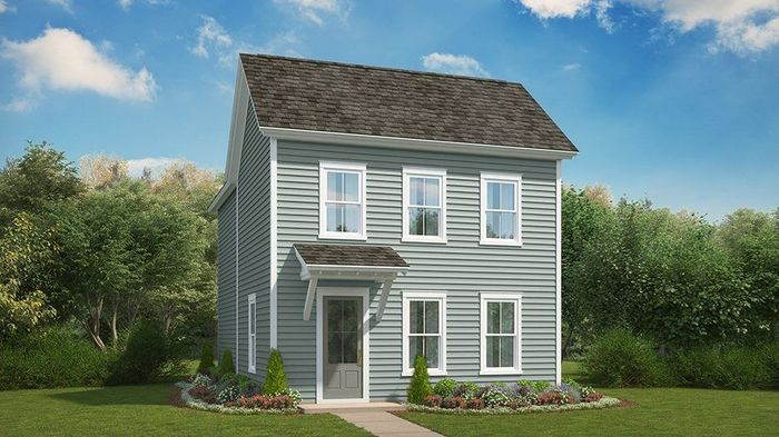 Ready To Build Home In Mixson Community