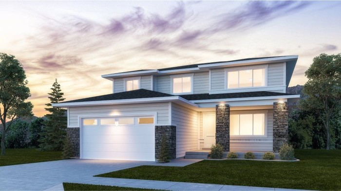 Ready To Build Home In Shamrock Village - Cottages Community