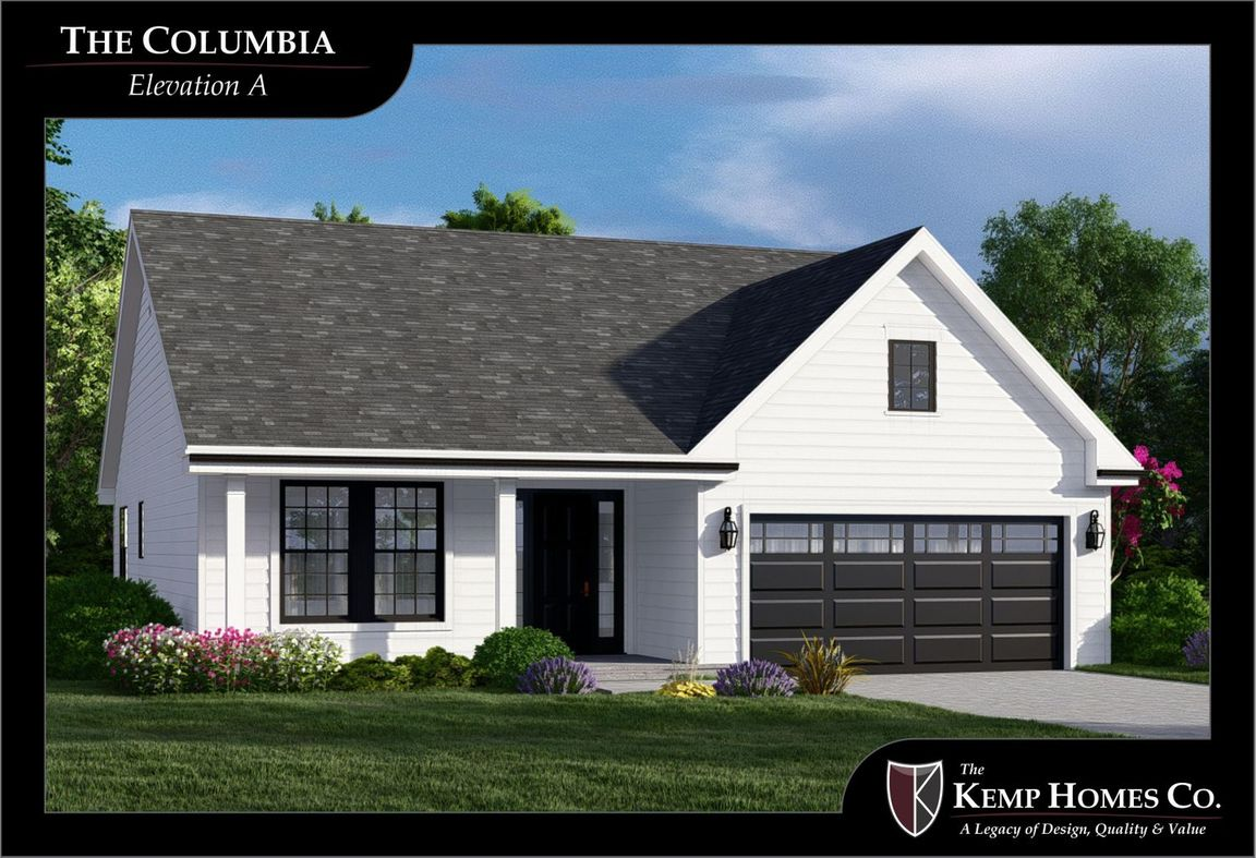 Ready To Build Home In West Ridge Farm Community
