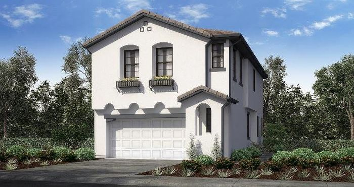 Ready To Build Home In Glendon Vineyards Community