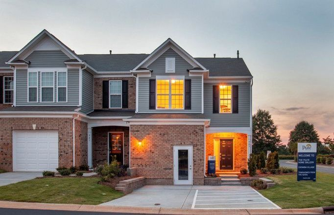 Ready To Build Home In Catawba Village Community