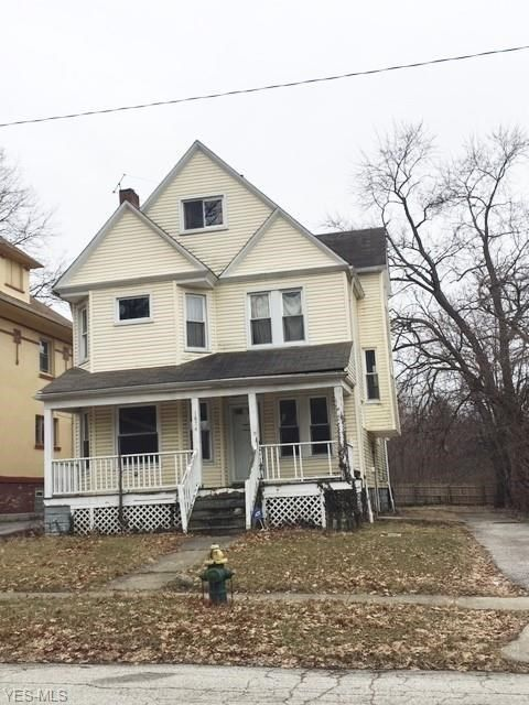 House In East Cleveland