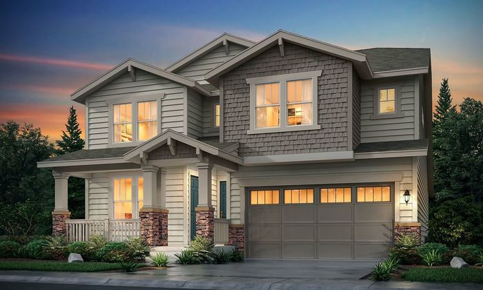 Ready To Build Home In Barefoot Lakes - The Pioneer Collection Community