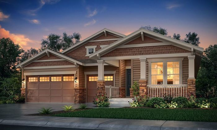 Ready To Build Home In Willow Bend - The Grand Collection Community