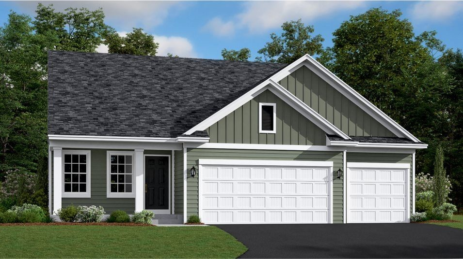 Ready To Build Home In Avonlea - The Grove at Avonlea Community