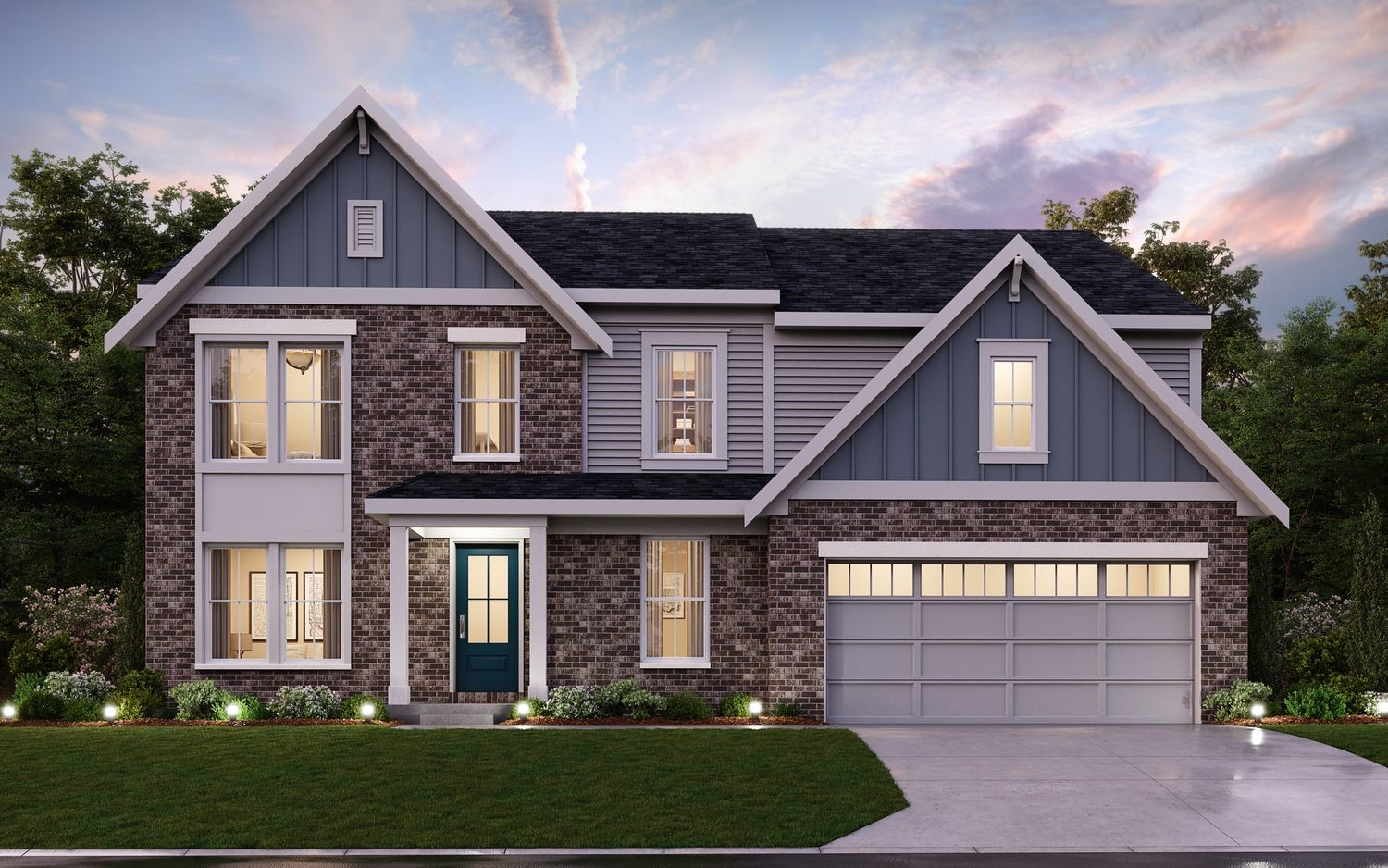 Ready To Build Home In River Rock Community