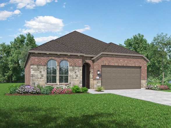 Ready To Build Home In Highlands at Mayfield Ranch: 50ft. lots Community