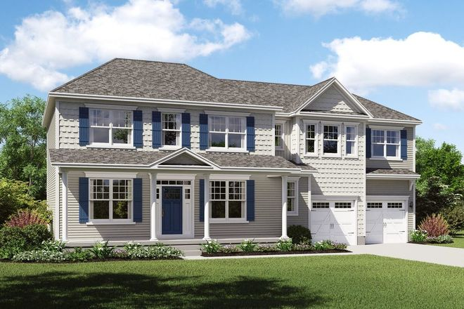 Ready To Build Home In Greater Pittsburgh Design Studio Community