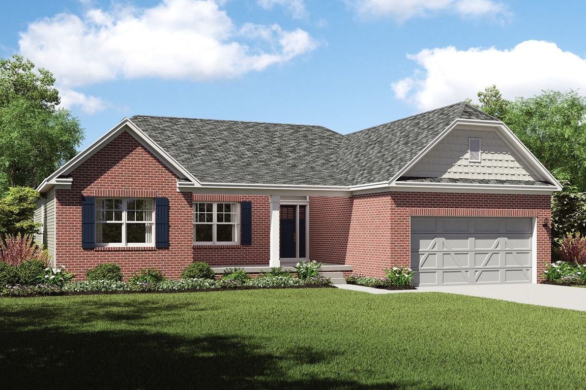 Ready To Build Home In Youngstown Design Studio Community