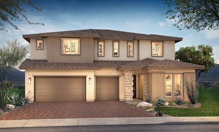 Ready To Build Home In Emblem at Aloravita Community