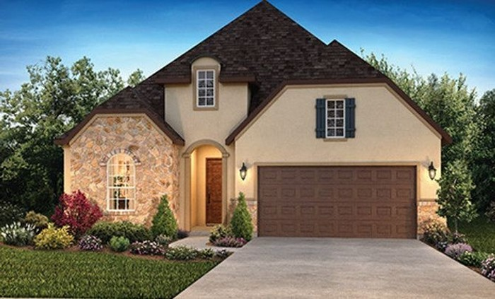 Ready To Build Home In Harmony 50 Series at Vivace Community