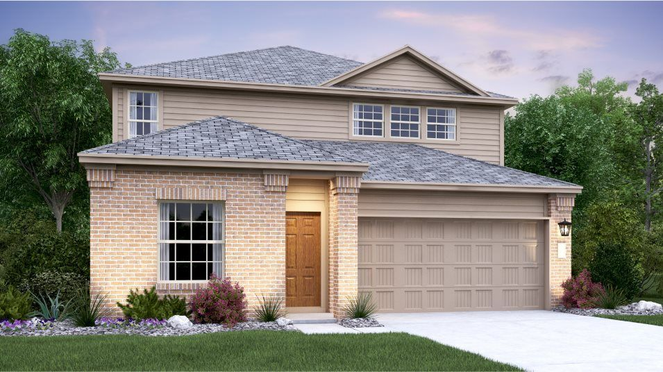Ready To Build Home In Commons at Rowe Lane - Claremont Collection Community