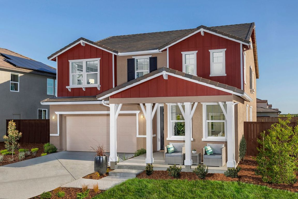 Ready To Build Home In Bradford at Spring Lake Community