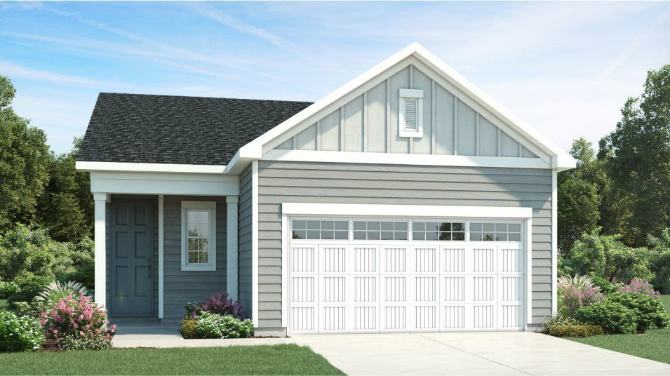 Ready To Build Home In Auburn Village - Sapphire Collection Community