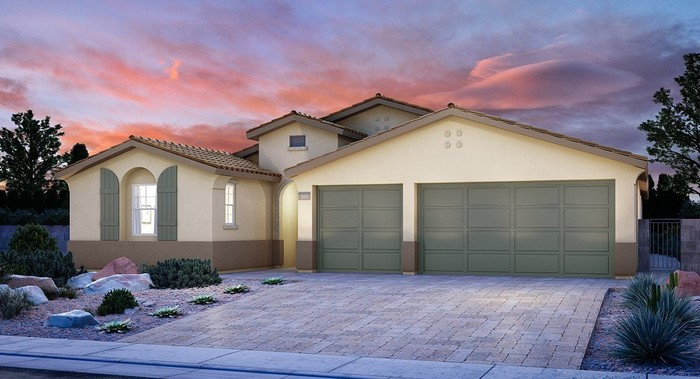 Ready To Build Home In Artesia Community