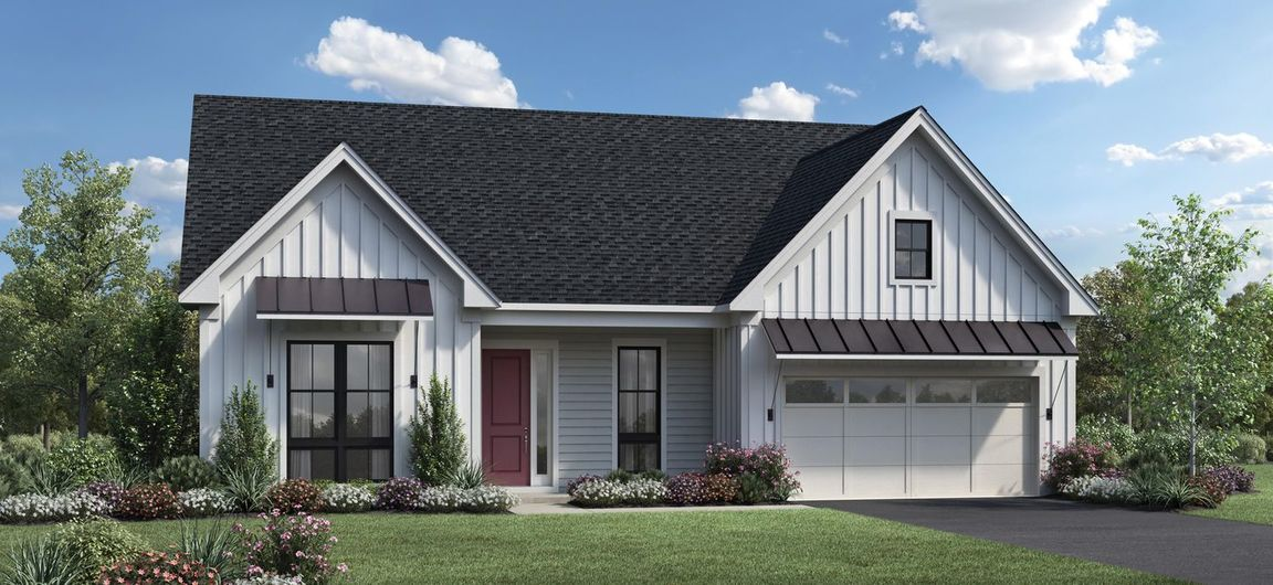 Ready To Build Home In Enclave at The Promenade Community