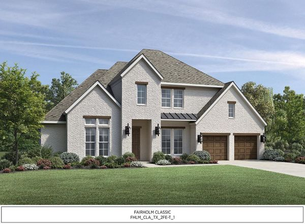 Ready To Build Home In Woodson's Reserve - Executive Collection Community