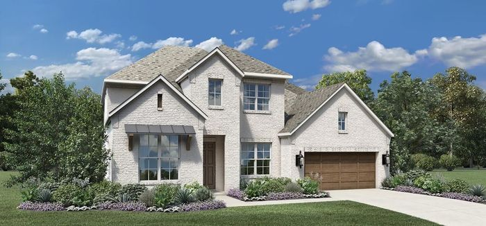 Ready To Build Home In Woodson's Reserve - Select Collection Community