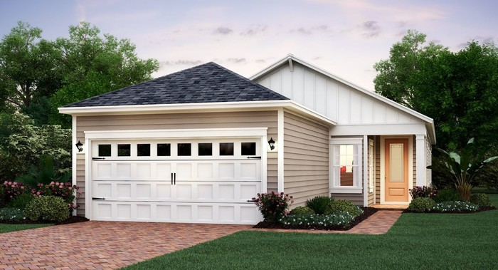 Ready To Build Home In Beachwalk - The Reef Community
