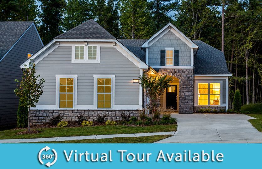 Ready To Build Home In Del Webb at Traditions Community
