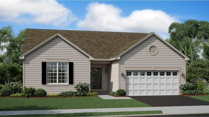Ready To Build Home In Legend Lakes Community