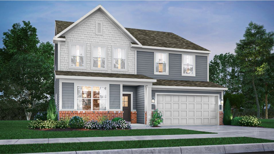 Ready To Build Home In Camden Community