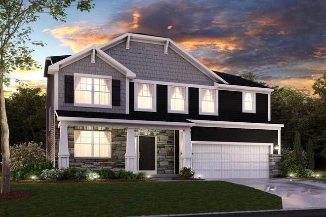 Ready To Build Home In Scofield Farms Community