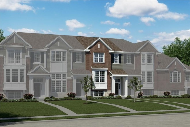 Ready To Build Home In The Square at Goodings Grove Community