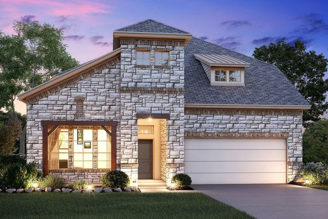 Ready To Build Home In Fronterra At Westpointe Community