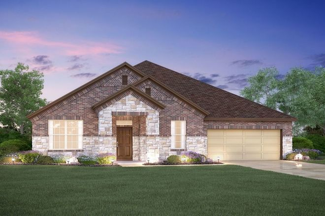 Ready To Build Home In Berkshire Community