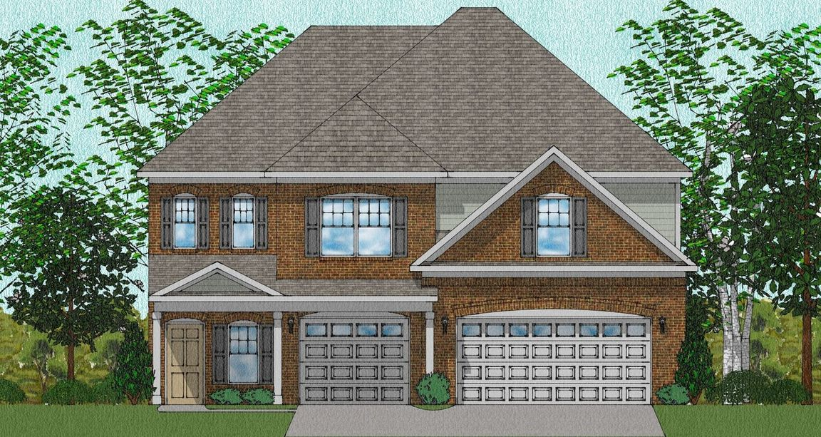 Ready To Build Home In Burgreen Village Community