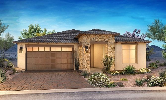 Ready To Build Home In Trilogy at Verde River Community