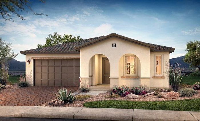 Ready To Build Home In Ascent at Aloravita Community