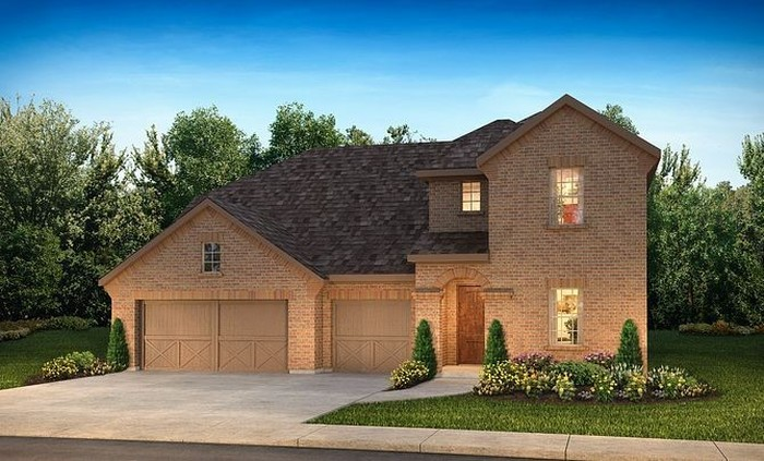 Ready To Build Home In Harmony 60 Series at Vivace Community