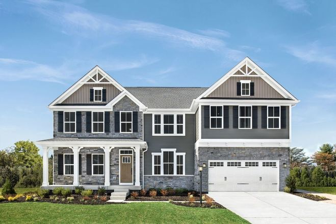 Ready To Build Home In Tuscan Hills Community