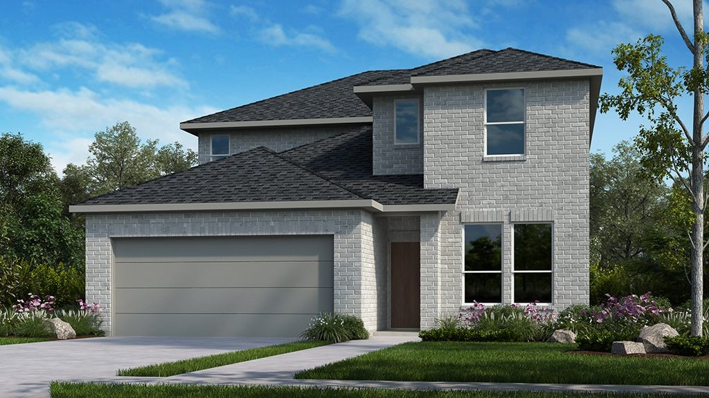 Ready To Build Home In Morgan's Landing 45s Community