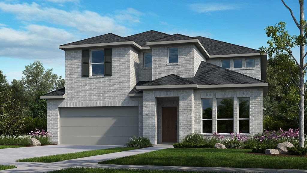 Ready To Build Home In Morgan's Landing 50s Community