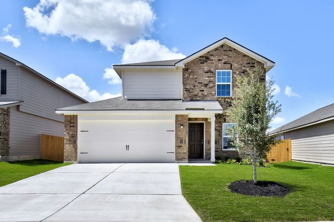 Ready To Build Home In Preserve at Medina Community