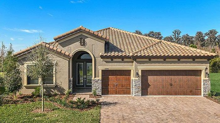Ready To Build Home In Starkey Ranch Community
