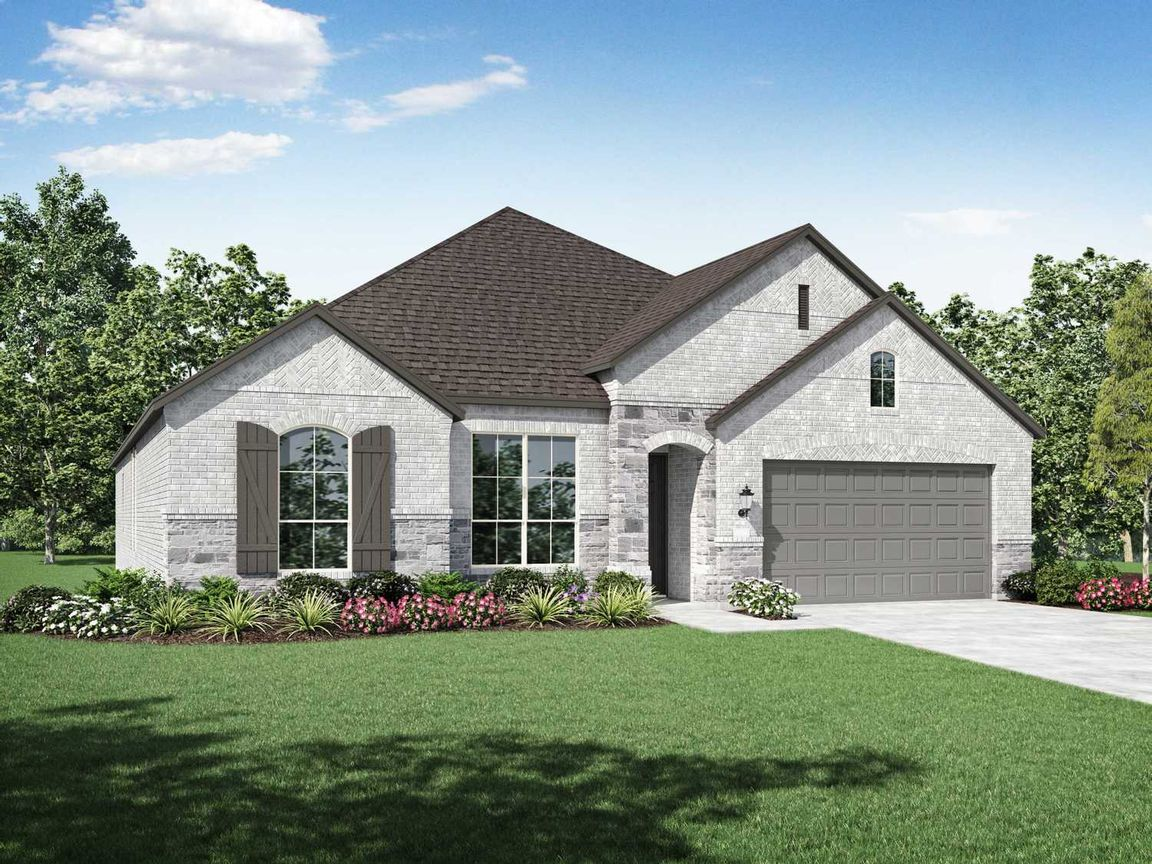 Ready To Build Home In Highlands at Mayfield Ranch: 60ft. lots Community