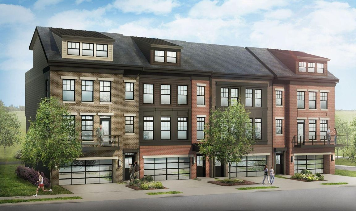 Ready To Build Home In Brookwood Brownstones Community
