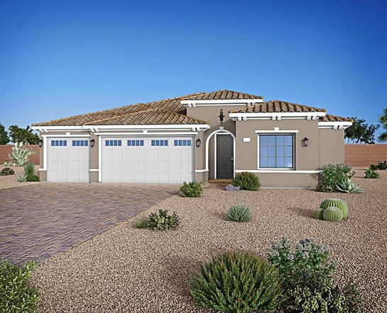 Ready To Build Home In Boulder Hills Estates Community
