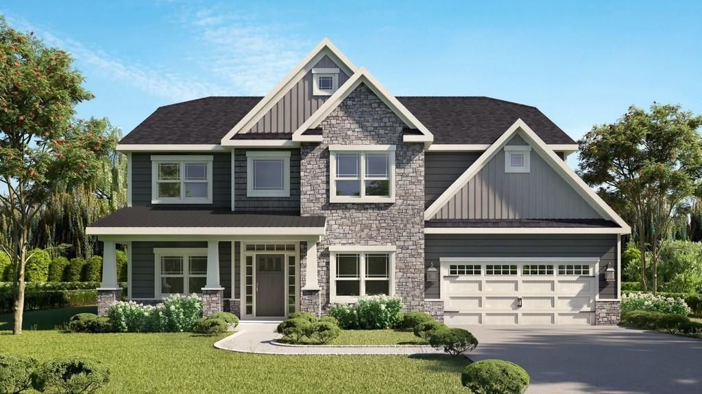 Ready To Build Home In Allman Acres Community