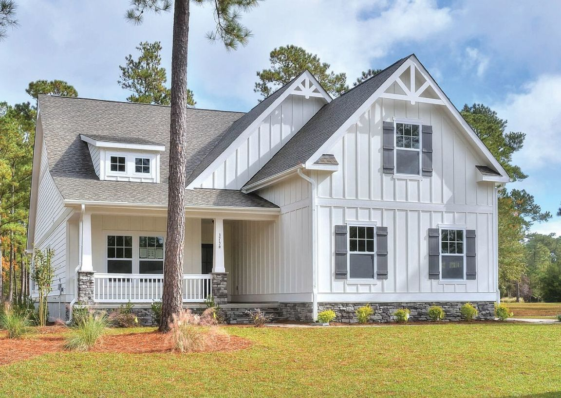 Ready To Build Home In Tillery Tradition Community