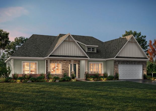 Ready To Build Home In True Homes On Your Lot - Winding River Plantation Community