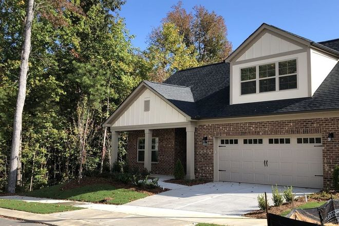 Ready To Build Home In The Courtyards at Tega Cay Community